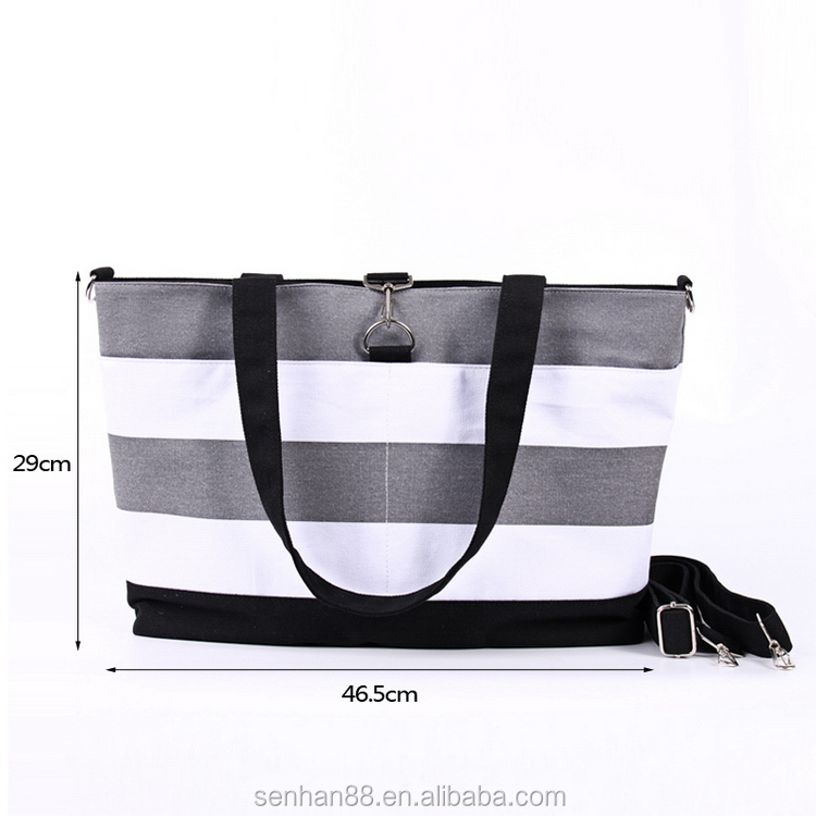 Excellent quality hot sale shopping organic cotton canvas tote bag