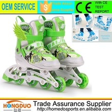 Street glider speed flash roller skate