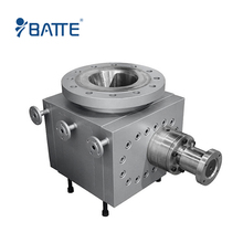 ZB-F series film extrusion melt gear pump for reaction kettle