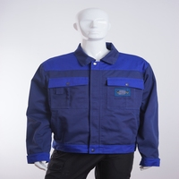 high performance flame resistant oil and gas station uniform