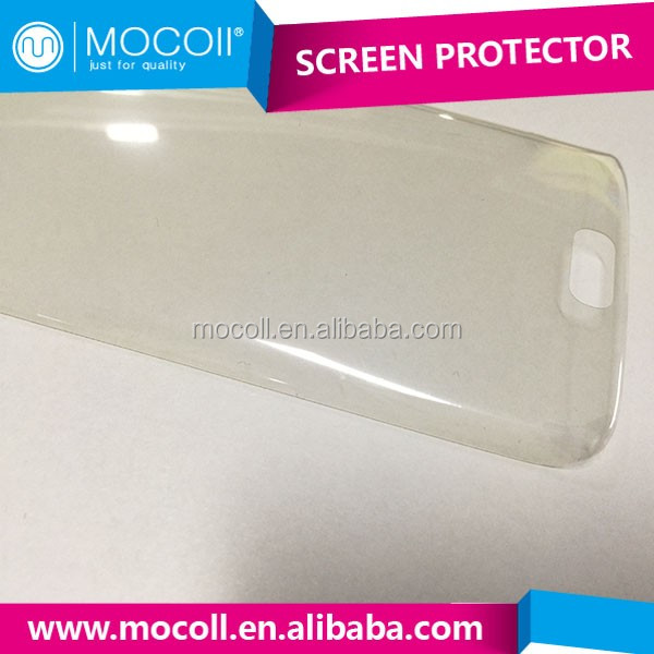 Buy wholesale from china 0.33mm TPU screen protective film For Samsung S7 edge