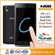 New arrival MG6 5 inch QHD mtk 6582 quad core android smart wakeup low cost cheap android 3g smart phones