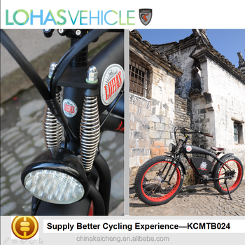 Lohas Electric Bicycles! 1000W 48V High Quality NO-Folding Fat Tire E bike, Fat Electric Bicycles, Fat tire Electric Bikes