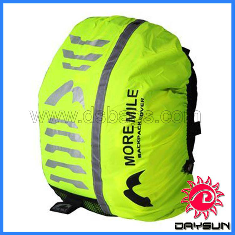 Reflective Waterproof Cycling Backpack Rain Cover