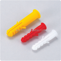 waterproof hole plastic expand nails wall plugs