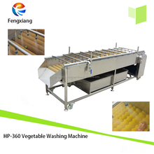 Automatic Vegetable and Fruit Washing Machine Washer Machine with Rotating Drum