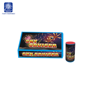 Fireworks stage fountain circular toy helicopters and rockets for wedding outdoor
