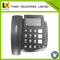 Large Keypad Caller Id big picture telephone with big button big button telelphone for kids