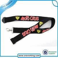 Factory Supply Plastic Clip Id Card Holder Lanyard With Low MOQ