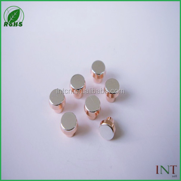 Electronic welding silver points