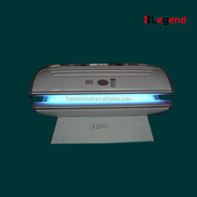 Popular!!!! Home use skin solarium machine with 24 pcs 100W lamps tanning bed