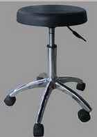 Round Swivel Lab Stool