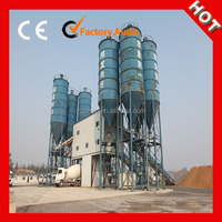 Hot sell HZS60 ready mixed concrete mixing plant for sale in Philippines