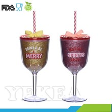 coloured plastic cups personalized beer christmas mugs for gifts