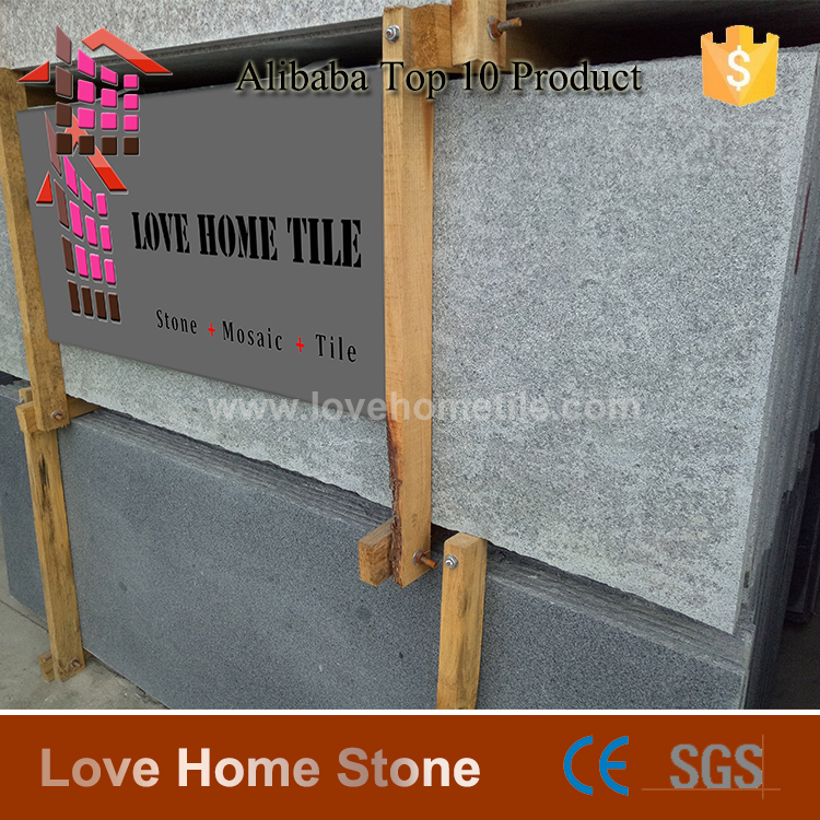 60x60 bushhammered g682 italian granite