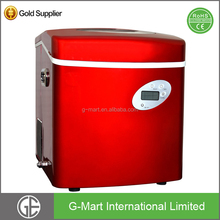 Abs Plastic Fully Automatic Counter Top Comercial Ice Machine Maker