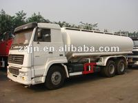 HOWO 10wheels 10-20cbm oil tankers truck for sale