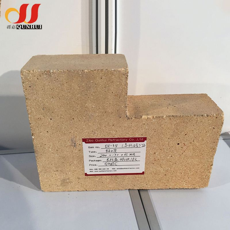 For coke oven used silica refractory brick