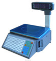 LED display barcode label printing scale LP16-LE
