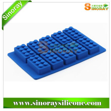 Silicone fancy ice cube tray