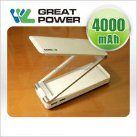 New style top sell power bank 5000mah for ipad