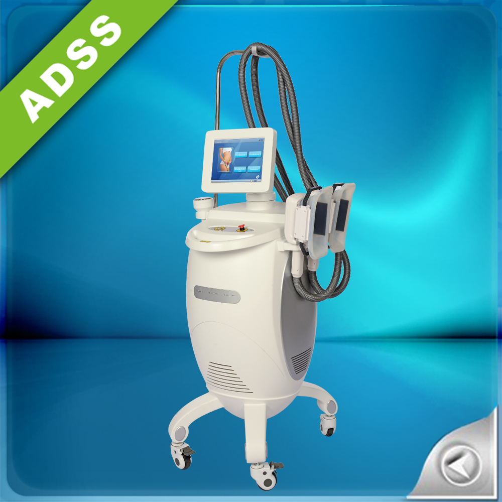 Three handles wight loss fat freezing machine