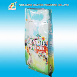 Hot Sell Customied Colorful Pet Food Bag For Dog,Modern Plastic Packing Pet Food Bag,Chicken And Rice Dog Food Bag