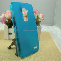 Wholesale Cheap Mobile Phone Pudding TPU Case for LG F340 G Flex