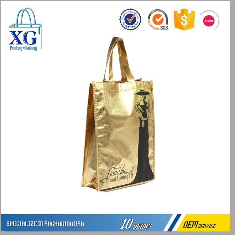 Top selling professional foldable laminated non-woven bags