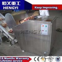18 months warranty automatic goat meat cutting machine