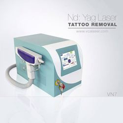 Low Price Stationary Q-Switch Nd Yag Laser Tattoo Removal& Pigmentation Removal Device Beauty Salon Use Ce Approved