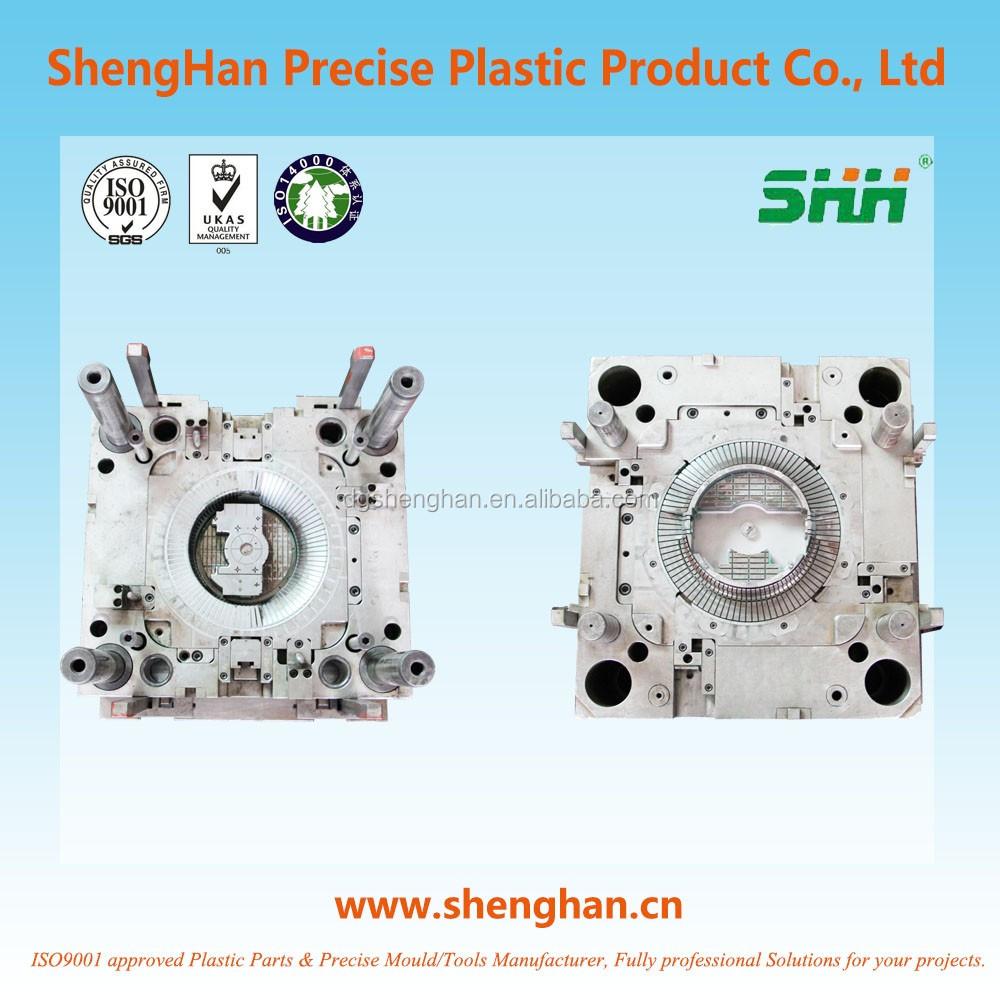 plastic mould/injection molding/ mold tooling for your plastic parts