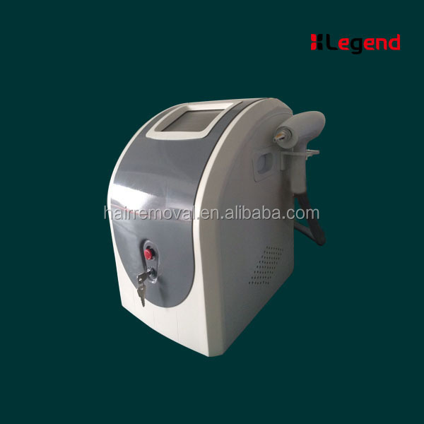 2015 new products laser hair and tattoo removal machine E-36