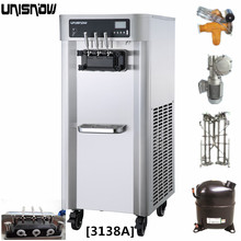 gelato ice cream machine Unisnow RB3138A