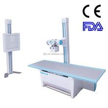 Chinese Analog Radiography cr systems High Frequency Cr X-ray System Ce Fda high voltage generator 50kW CPI generator
