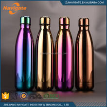 New Arrival Latest Design Unbreakable Mini Cola Shaped Insulated Water Bottle
