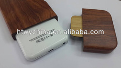 New Arrival Pure Bamboo Cover For iPhone 5c