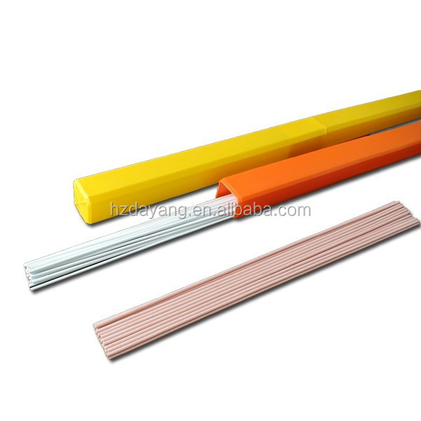 nickel silver brass brazing rods/welding wire RBCuZn-D