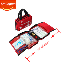 Emergency survival first aid kit for car/Vehicle/Home HY2919-R