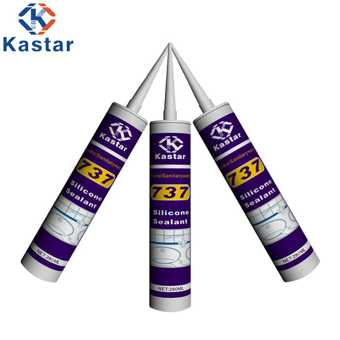 High quality chemical neutral concrete silicone sealant for construction sealing