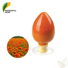Best price marigold flower extract powder bulk lutein and zeaxanthin