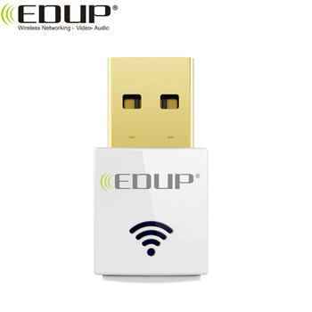 EDUP EP-AC1619 Wifi Wlan Adapter AC600 Dual Band 5 GHz USB Mini Wifi Wireless Adapter