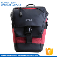 Light Weight Large Capacity Waterproof Leather Camera Bag Fancier National Geographic Fashion Woman Digital Camera Bag