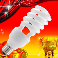 High quality spiral lamp/SKD/45w 65w 85w 105w energy saving lamp CFL energy saving light bulb