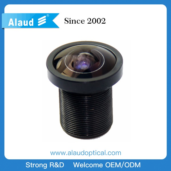 AB02524MG High definition 2.5mm M12 mount 5 megapixel lens for cctv camera