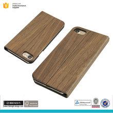 Cell phone case wood custom flip case for mobile phone case