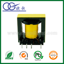 ER2806 scrap copper transformer,vertical,pin6+6
