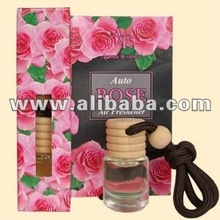 Auto Air Freshener Rose for men- 5ml.