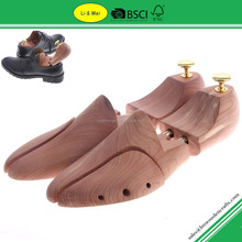 LM003C Hot Selling Natural Cedar Shoe Trees Wholesale