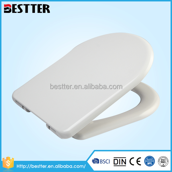 OEM high quality white area cloth toilet seat cover